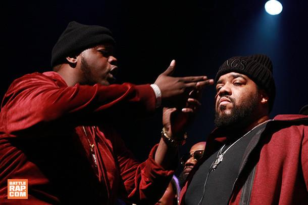 Shotgun Suge vs Charlie Clips