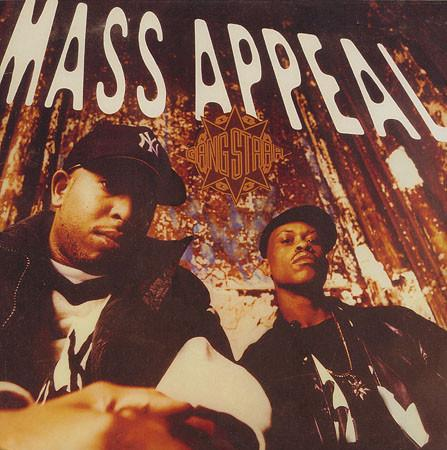 Mass Appeal single art
