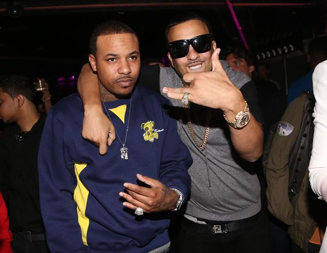 French Montana and Chinx Drugz 2013