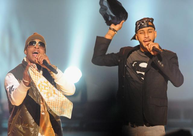 Swizz Beatz and T.I. live