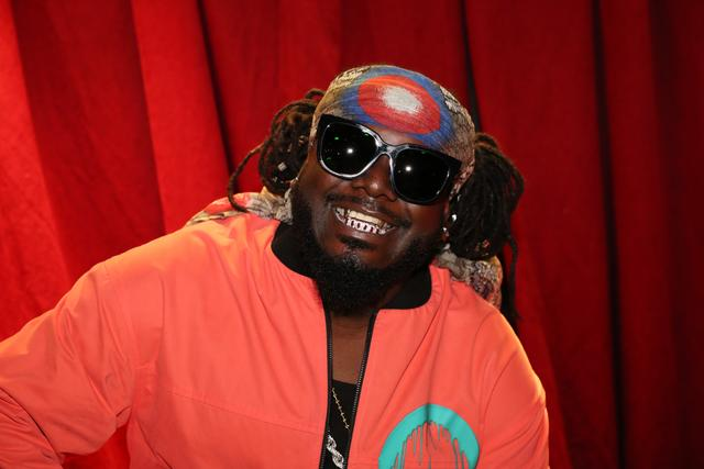 T-pain at 2017 BET Awards