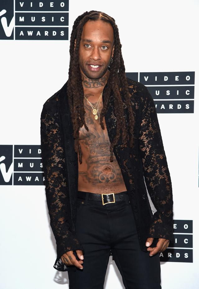 Ty Dolla $ign at the 2016 MTV awards