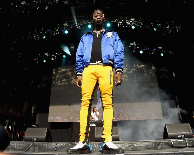 Offset at Meadows Fest 2017