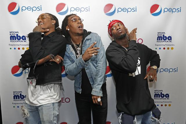 Migos bust moves