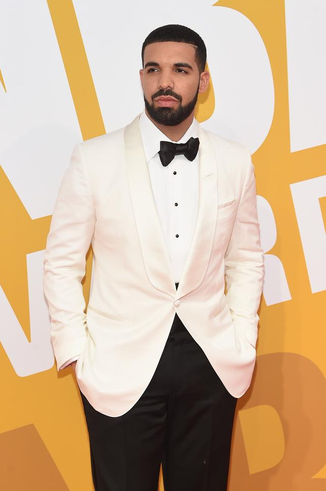 Drake at NBA Awards 2017