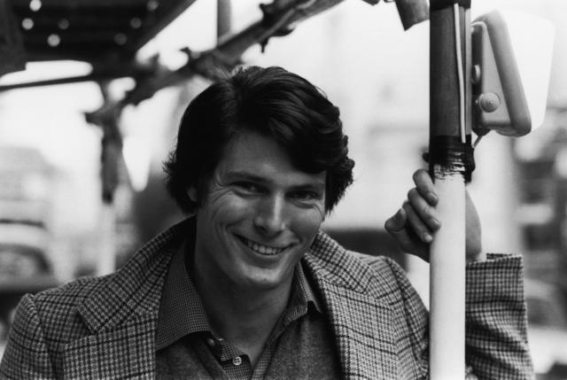 Christopher Reeve in the 70s