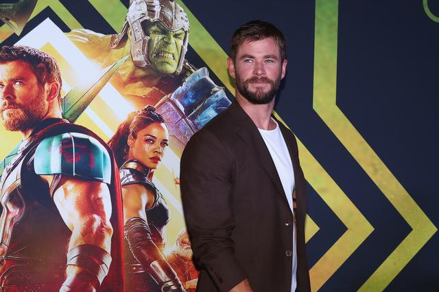 Chris Hemsworth Thor actor