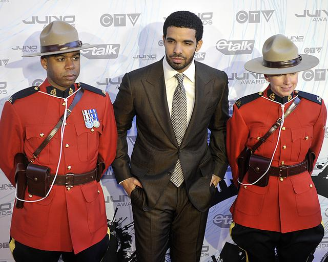 Drake at Juno Awards
