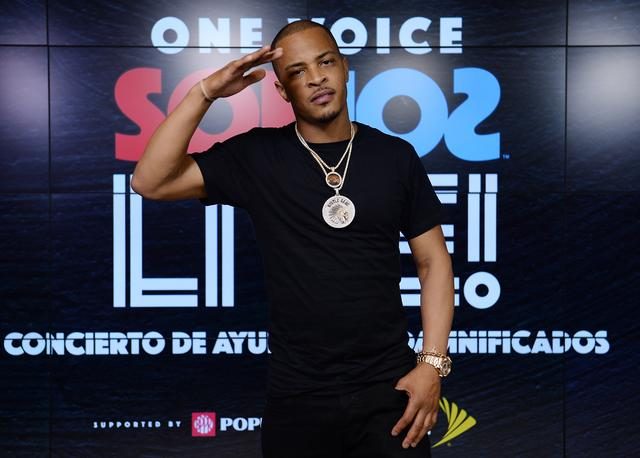T.I. at One Voice