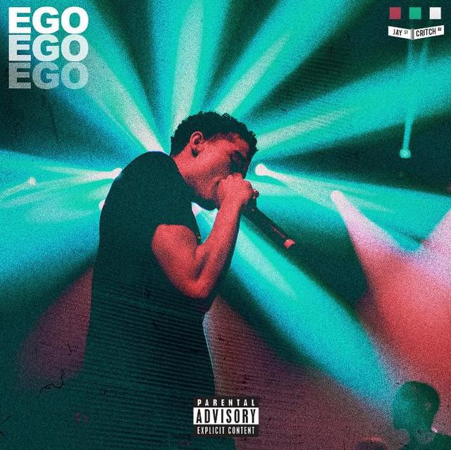 Jay Critch Ego cover art