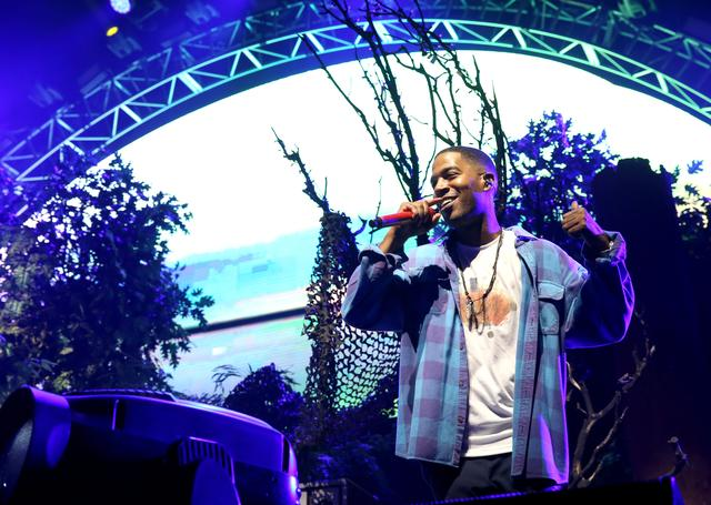 Kid Cudi at BET Experience 2017