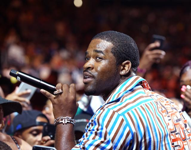 ASAP Ferg at 2018 BET Experience