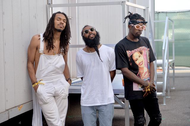 The Flatbush Zombies