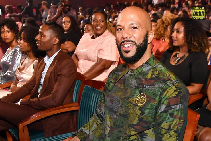 Common at Black Girls Rock 2019
