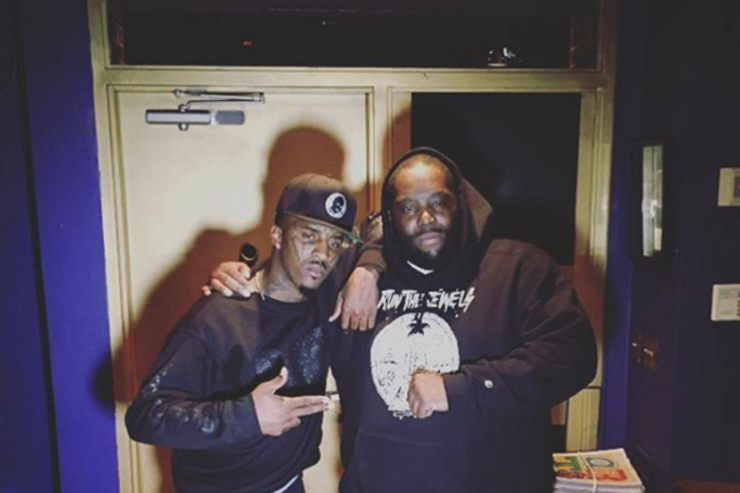 Killer Mike El-P Run the Jewels pose Daylyt