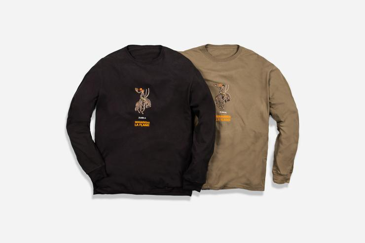 Maharishi x Travi$ Scott Capsule Collection