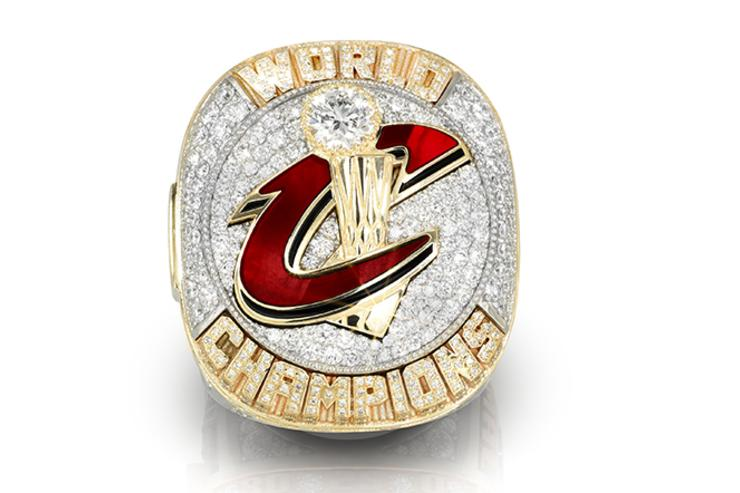 "Cleveland Cavaliers Championship Rings Reference ""3-1 ..."