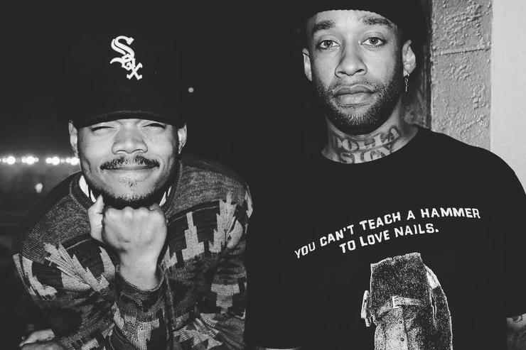 Chance The Rapper Ty Dolla $ign