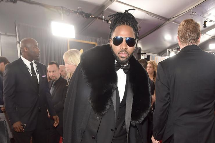 Singer Jason Derulo attends The 59th GRAMMY Awards at STAPLES Center on February 12, 2017 in Los Angeles, California.