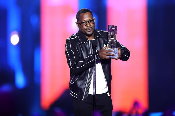 Martin Lawrence at VH1 Hip Hop Honors Event
