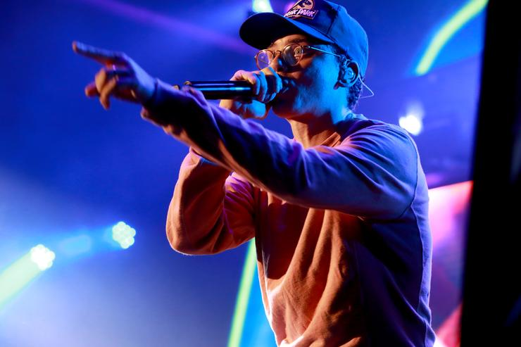 Logic Enlists 'Rick and Morty' to Announce 'Bobby Tarantino II' Mixtape