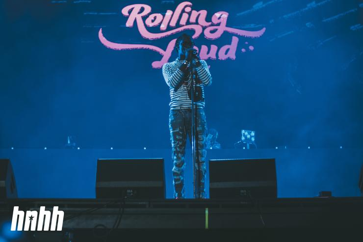 Young Thug at Rolling Loud 2018