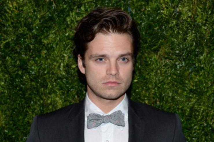 Sebastian Stan attends The Ninth Annual CFDA/Vogue Fashion Fund Awards at 548 West 22nd Street on November 13, 2012 in New York City.