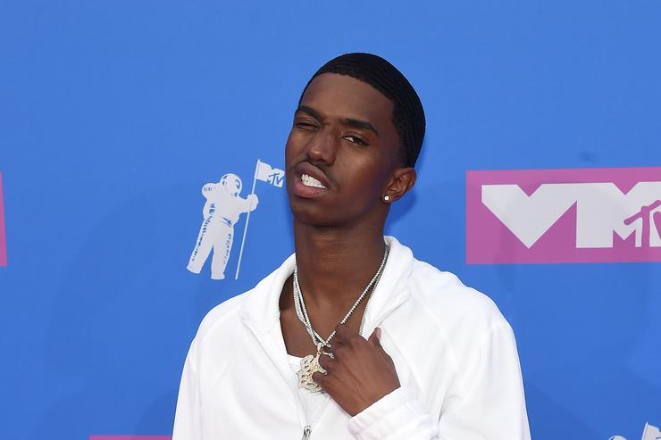 Christian Combs attends the 2018 MTV Video Music Awards at Radio City Music Hall on August 20, 2018 in New York City.