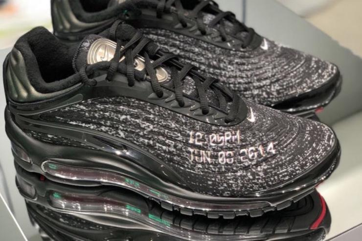 Skepta x Nike Air Max Deluxe Release Details 63d8e0895