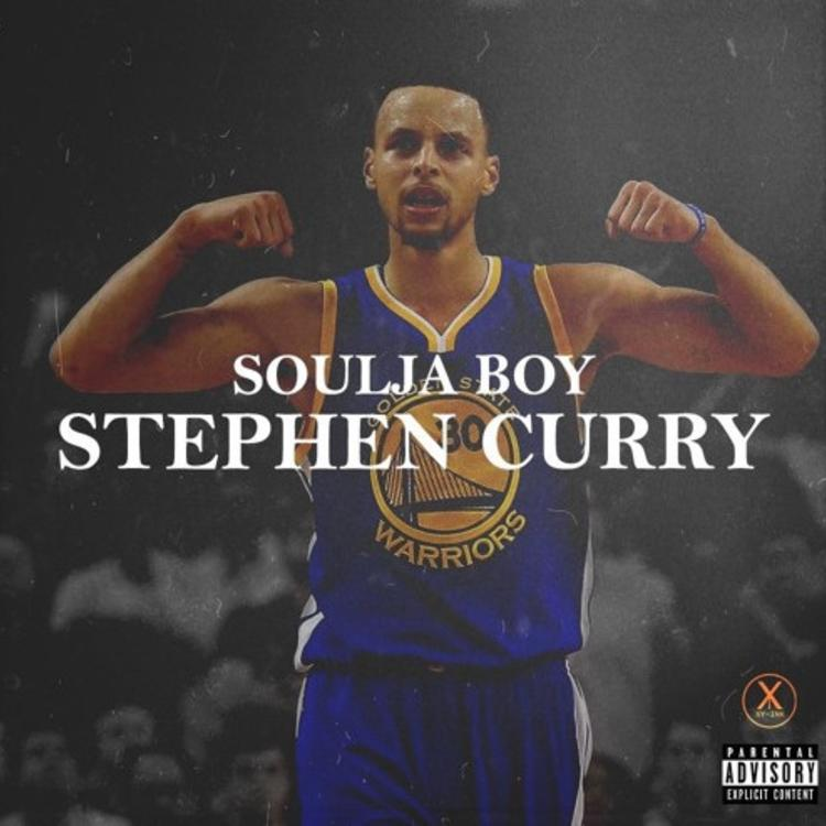 4884005ffb6b Soulja Boy - Stephen Curry