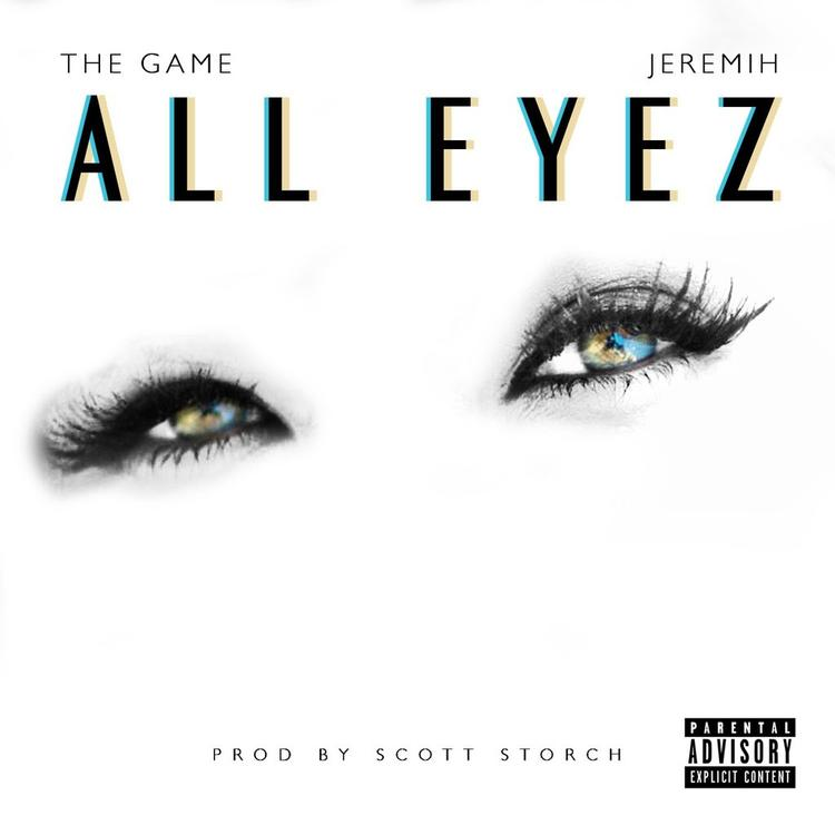The Game - All Eyez Feat  Jeremih (Prod  By Scott Storch)
