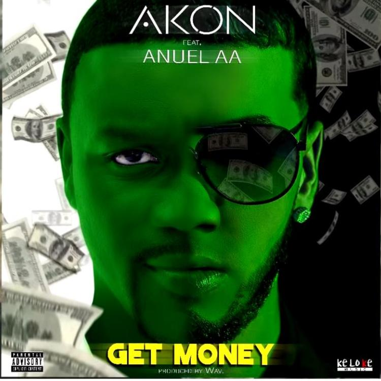 Akon Returns With Anuel AA-assisted Single